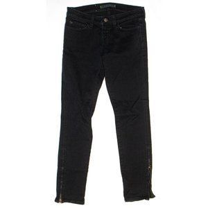 J Brand The Deal Skinny Ankle Zip Jeans Size 26